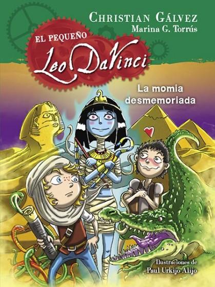 LA MOMIA DESMEMORIADA