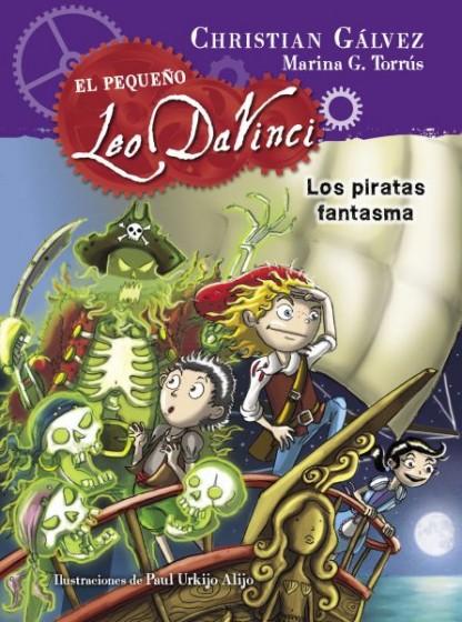 El pequeño Leo Da Vinci Vol. 3