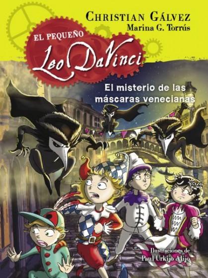 El pequeño Leo Da Vinci Vol. 4